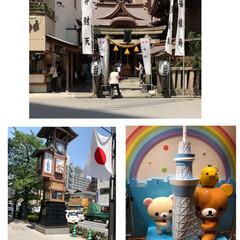 令和の一枚/はじめてフォト投稿 人形町にある小綱神社に行ってきました。こ…(1枚目)