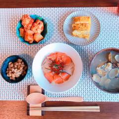 レシピ開発/レシピ/魚料理/丼ぶり/丼もの/おうちごはん/... [レシピ有り〜漬け丼のタレ] こんばんは…