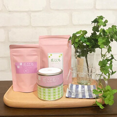 新茶/静岡茶/お茶/緑茶/花ここち/香り/... 先週の試飲会でもご好評いただきました、香…
