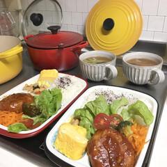 お弁当/キッチン/暮らし/みんなのお弁当 ゆうごはんの洗い物が少なくなるので今日も…