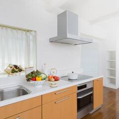 スターフィルター/時短掃除/フィルター/換気扇/お掃除 子育てをしながらキッチンをキレイに保つの…(1枚目)