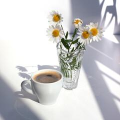 スターフィルター/時短/掃除/休日/余暇/フィルター お花を飾って、コーヒーを淹れて 少しだけ…