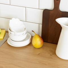 スターフォルター/掃除/時短/換気扇掃除/キッチン ミルクピッチャーや木製のチーズボード・・…