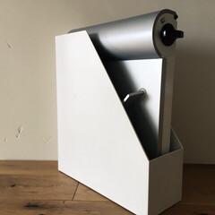 イワタニ/カセットコンロ/キッチン家電/ファイルボックス/無印良品/キッチン カセットコンロってどうして専用ケースがな…