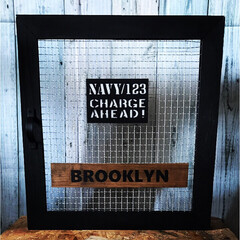 焼き網/男前インテリア/DIY/100均/セリア/家具/... オーダー頂いた換気扇カバーにマグネットを…