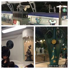 春のフォト投稿キャンペーン/旅行/風景 香港ディズニー駅 平成最後の旅行になるで…(1枚目)