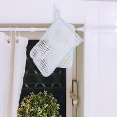 KBセーレン SEIREN そうじの神様 バス用メッシュクロス 【風呂用クロス】(モップ、雑巾)を使ったクチコミ「お風呂掃除もさっさと終わらせたい!できれ…」(2枚目)