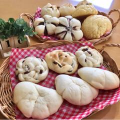 焼き立てパン/手作りパン/パン/フォロー大歓迎/LIMIAスイーツ愛好会/LIMIAごはんクラブ/...  今日は甘いパンを5種焼きました😊  メ…(4枚目)