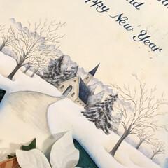 トールペイント/お正月2020/DIY/キッチン収納/雑貨/ハンドメイド/... クリスマスから、そのままお正月まで… こ…(2枚目)