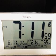 令和元年フォト投稿キャンペーン/令和の一枚 何気にセブンイレブン しかも湿度と秒数が…(1枚目)