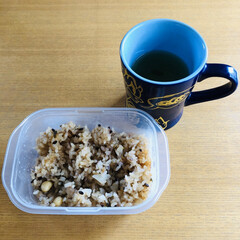 おうちカフェ お家ランチ たまねぎ🧅コンソメ炊き込みご…(1枚目)