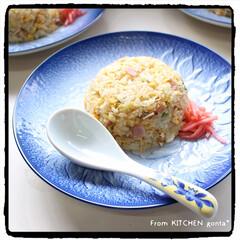 アメブロ/手軽/簡単/炒飯/チャーハン/レシピ付き/... 超手軽‼︎我が家のチャーハン🇨🇳  …