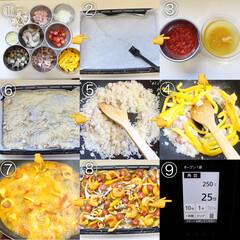 スペイン料理/本格レシピ/簡単レシピ/NE-BS2600/ビストロアンバサダー/ビストロ/... ちょこっと🤏リニューアル✨オーブン天板d…(2枚目)