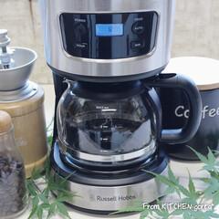 おうちカフェ/料理好きな人と繋がりたい/Russellhobbs/ラッセルホブス/コーヒーメーカー/アイスコーヒー/... Russell Hobbsで淹れるアイス…(2枚目)