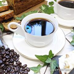 新生活/コーヒー焙煎機/珈琲焙煎機/コーヒーのある暮らし/コーヒー好きな人と繋がりたい/お菓子作り好きな人と繋がりたい/... キャロットケーキ🥕とTheRoastで淹…(5枚目)
