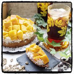 アカチチ/akatiti/コーヒー焙煎機/アイスコーヒー/インドネシア🇮🇩ベルベットモス/インドネシアコーヒー/... The Roastでいただく、極上アイス…