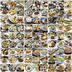 81枚/マイナーチェンジ/コラージュ/料理好きな人と繋がりたい/料理記録/ストックマネージャーアンバサダー/... コラージュpic📸マイナーチェンジ🍽 …(1枚目)