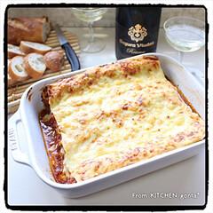 次はパエリア/意外と手軽/初挑戦/イタリアンフード/でもワインはスペイン産/イタリア料理/... 初挑戦のラザニア🇮🇹  おはようござ…