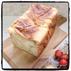 パナソニック/The Roast/ブリューコーヒー/ワンプレートごはん/朝ごはん/スキレット/... 京都 #アンデ 『デニッシュ食パン メー…(5枚目)