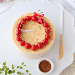 おうちカフェ/crepe/cake/sweets/Coffee/Cafe/... ☕️コーヒーミルクレープ  カフェパウダ…(4枚目)