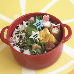 lunchbox/フード/ボヌールランチポット/ボヌール弁当/軽食/弁当/... 軽弁🥢