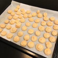 メレンゲクッキー/簡単おやつ/手作りおやつ/おうちおやつ/おうち時間/メレンゲ あまりがちな卵白で。 メレンゲクッキー作…