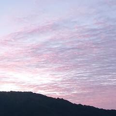夕日/秋空の下で/秋空 ❤️今日も お疲れ様でした❤️   最低…(2枚目)