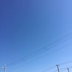 青空/空 爽やかなSky Blue お洗濯日和です…