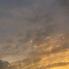 夕暮れ風景/今日の空/夕焼け景色 日没 19:13 今日も一日お疲れ様でし…(2枚目)