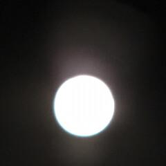 中秋の名月/今宵の月 中秋の名月 スマホで限界MAX