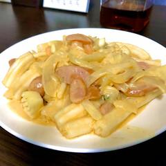 おすすめ/韓国/料理/激辛/住まい/暮らし/... トッポギの麺バージョン(正式名称分からな…