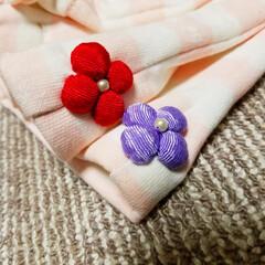 子供服/ベビー服/手作り/令和の一枚/フォロー大歓迎/LIMIAファンクラブ/... タオル地で部屋着パンツを作りました👶 シ…