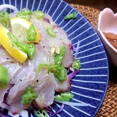 魚料理/娘ごはん/おうちごはん/おうちご飯/お気に入りの食器/こだわりのテーブル ♡むすめごはん ♡おうちごはん  久しぶ…