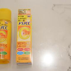 メラノCC 薬用しみ対策 美白化粧水(化粧水)を使ったクチコミ「日差し、日焼けが気になる 季節になってき…」