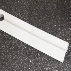 スクイージー スクイジー スキージー お風呂掃除 カビ防止 水切りワイパー おしゃれ 家具(ガラスワイパー、スクイジー)を使ったクチコミ「お風呂の水切りには このスキージーを使っ…」