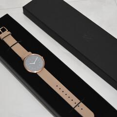 収納方法/腕時計好き/腕時計収納/簡単/おしゃれ/夏ファッション/... まだあまり付けたことのない時計や 綺麗に…