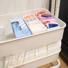 クリロン化成 おむつが臭わない袋BOSベビー用箱型 Sサイズ ピンク色 200枚(おしりふき、ウェットティッシュ)を使ったクチコミ「今回写真を撮ったり 書き出したりして思っ…」