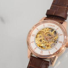 腕時計/雑貨/インテリア/ファッション/おしゃれ/便利グッズ ついつい見てしまう時計盤❤︎ 動きが可愛…