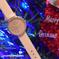 クリスマス/クリスマスツリー/マベン/腕時計倶楽部/タイアップ/腕時計くら部/... クリスマスの季節がやって来ますね〜🎄❤️…