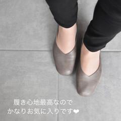 タイアップ/パンプスコーデ/靴/靴下/パンプス/雑貨 ▽  \大人気スクウェアトゥパンプス/ …(5枚目)