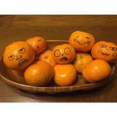 年越し/大晦日/みかん/お正月/フード/ハンドメイド 家族団欒  幸せな大晦日♡