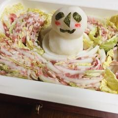 ふたりご飯/節約レシピ/暮らし/節約 【ふたりご飯】  冬の定番節約レシピ🥬 …