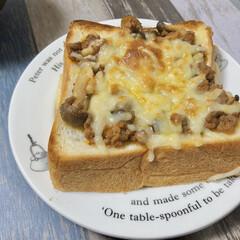 食パンレシピ/パンが好き/ふたりごはん/ふたりご飯/ふたり暮らし/暮らし/... 【食パンレシピ】  美味しい食パンを購入…