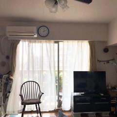 オキシクリーン/オキシクリーン 洗剤 | グラフィコ(その他メイク道具)を使ったクチコミ「家中のレースのカーテンをお洗濯しました。…」
