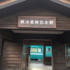 鍛冶屋線/廃線跡/旅行/風景/令和元年フォト投稿キャンペーン 昔加古川から乗った国鉄鍛冶屋の現在。駅舎…