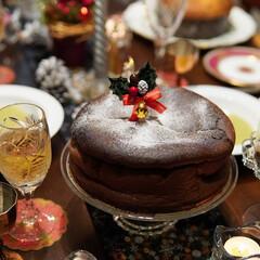 クリスマス記録/おうちクリスマスディナー/おうちクリスマス/おうちごはん/クリスマス料理/クリスマスメニュー/... 今年のおうちクリスマスの記録(12/24…(6枚目)