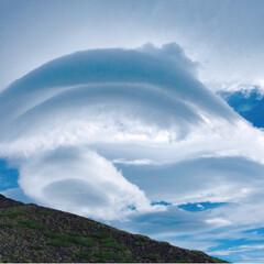 富士登山の思い出/富士登山/富士山山頂/富士山/登山/旅行/... 初の富士山🗻は、最高でした*・゜゚・*:…(6枚目)