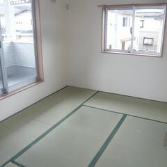 2階寝室/寝室は畳/寝室は和室 2階寝室を和室に! いい感じです!