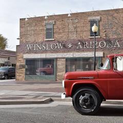 おしゃれな街/Winslow/アメリカ アメリカ🇺🇸 →Winslow