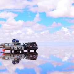 ウユニ塩湖/ボリビア/天空の鏡/絶景/ありがとう平成/平成最後の一枚 ボリビア🇧🇴ウユニ塩湖 ピクニックランチ🥪